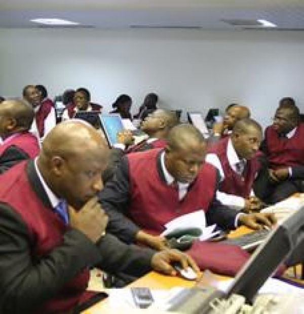 NSE market capitalisation drops to N8 trillion mark