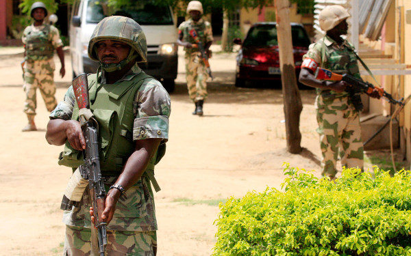 Army clears the air on troops movement in South-East