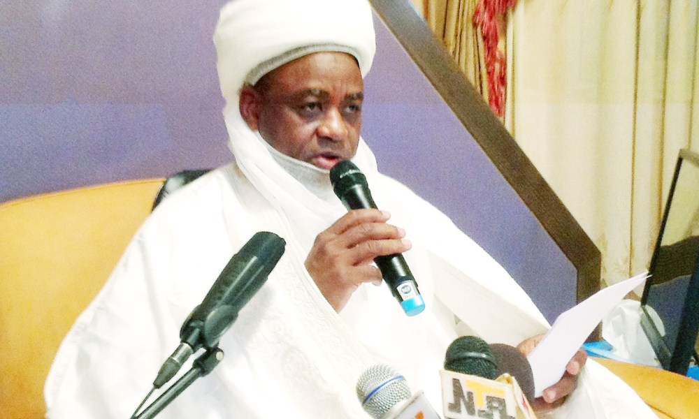 Sultan to Muslims: Look out for new moon