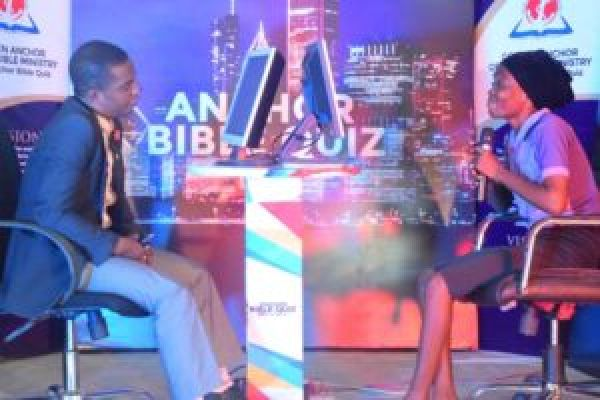 Abosede wins Anchor Bible Quiz competition