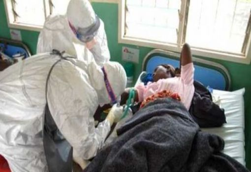 Ebola Virus Victims Of the dreaded ebola virus