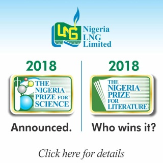 NLNG Prize for Literature 2018
