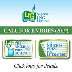 NLNG call for entries